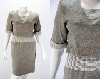 XXL Dress - XXL Vintage Dress
