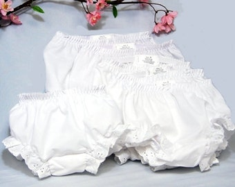 Baby Bloomers, Baby diaper covers to top off the outfit, your choice of saying or monogram
