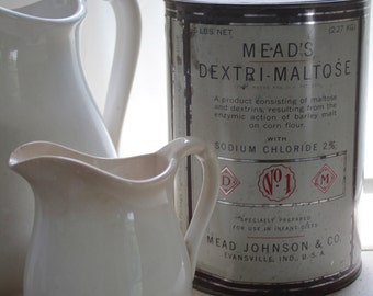 Vintage Meads Formula Can