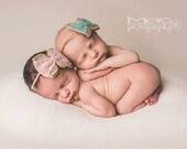 Baby Headbands, Baby Newborn Headband, Newborn Photography Prop. Girl Hair Accessory, Hairbow, Baby Hairbow, Head band, baby girl headbands