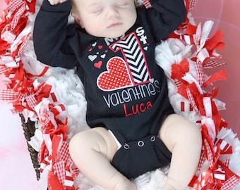 My First Valentines Day, First Valentines Day, Boys Valentine Shirt, My First Valentine, Boy Valentine Shirt, Baby Shower