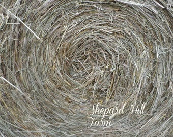 Hay Background Round Bale Photograph DIGITAL Download Primitive Rustic Country Farm Ranch Art Crafts COMMERCIAL LICENSE