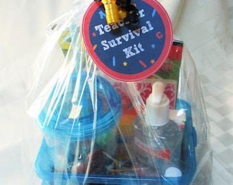 Teacher survival kit, End of the year teacher gift, back to school gift