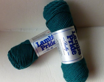 Yarn Sale  - Blue Spruce Lamb's Pride Bulky by Brown Sheep Company