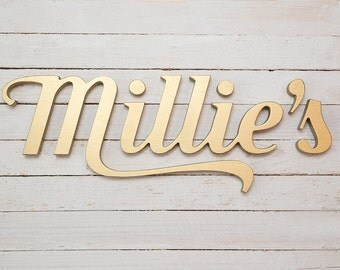 Personalized sign - custom sign - personalized signs - personalized signs for business - personalized signs for home - custom wood sign