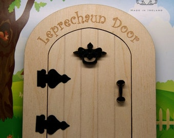 Leprechaun Door It Opens!