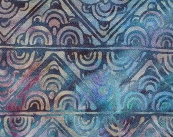 39/70 Cotton Batik yardage
