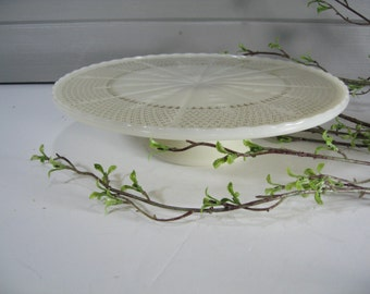 Cake Stand, Cake Plate,  Dessert Stand, Wedding Tablesetting, Shabby Chic,