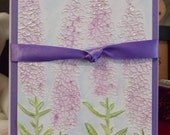 LOOSETRIFE - FLORAL SHEENA EMBOSSiNG Folder - for CUTTLEBuG - 5x7 - NeW !