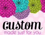 Custom Listing for Kelli