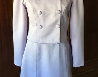 Dammit, Janet! Rocky Horror Picture Show Replica Lavendar Suit