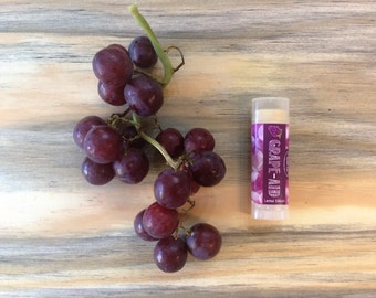 Vegan Grape-Aid Lip Balm