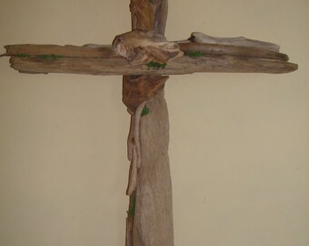 Large Driftwood Wall Crosses which capture the beauty of God's world.