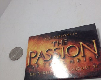 Vintage  movie Button : passion of the christ