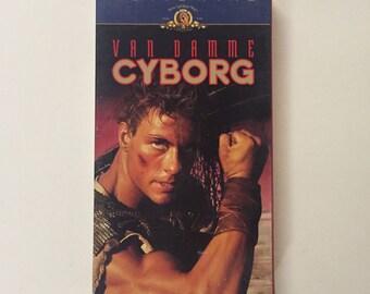 Cyborg (VHS, 1996) Jean-Claude Van Damme