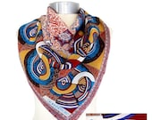 SALE Authentic Gianni Versace Silk Scarf (RESERVED)