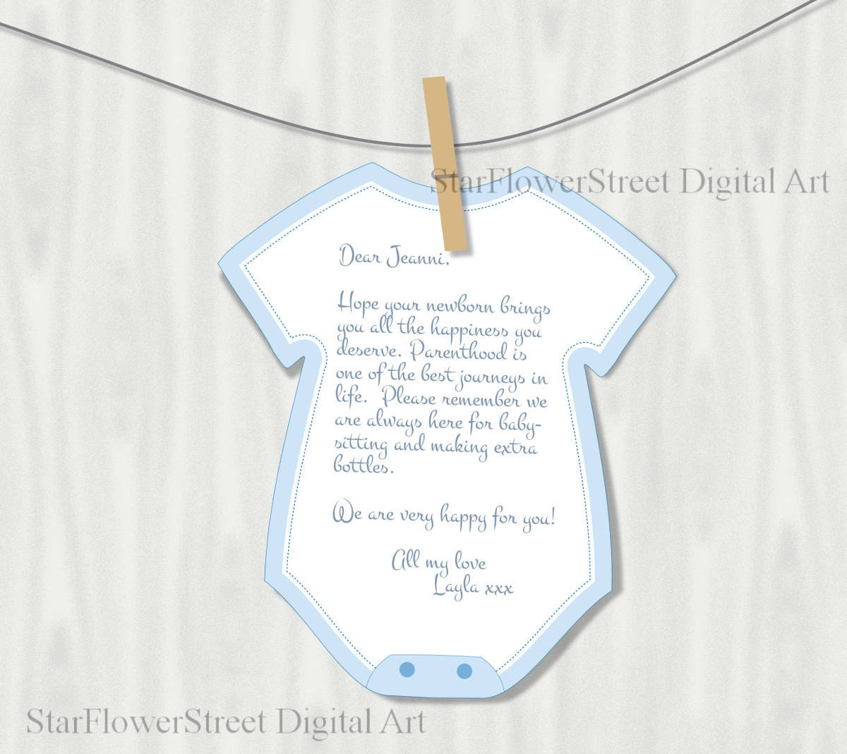Baby shower decorations boy wishes for baby advice cards zoom pronofoot35fo Gallery