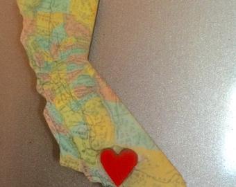 SoCal Love magnet