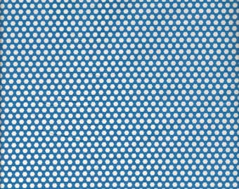 Small Dots  (Colorl A) by Suzuko Koseki for Yuwa of Japan