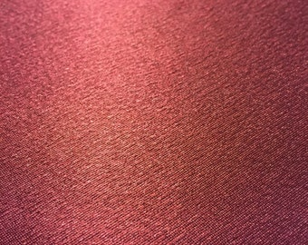 Burgundy Crepe Back Satin by-the-yard