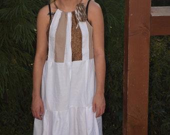 Festival Dress, Sun Dress, Bohemian Dress, Gypsy Dress, Hippie Dress, Beach Dress, Summer Dress, Fairy Dress, Maternity Dress, Boho Dress
