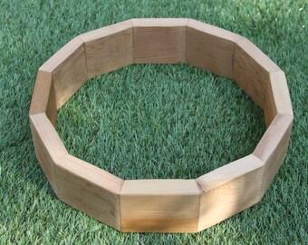 """12"""" Red Cedar Drum Frame/Hoop Native American Style/Shaman/Pagan Drum Hoop/Frame"""