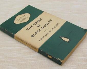 Vintage Penguin Thriller - The Crime at Black Dudley by Margery Allingham