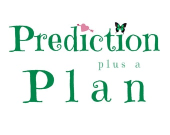 Prediction Plus a Plan Intuitive Session [NEW karmic payment options]