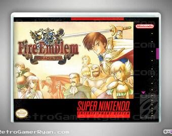 Fire Emblem: Thracia 776 (Super NES Reproduction)