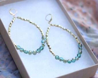 Paradise Waters Earrings