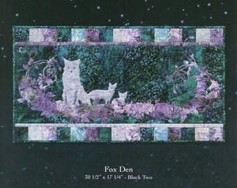 Fox Den Block from Moon Shadow by McKenna Ryan (MOON02)