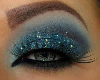 TIFFANI Cosmetic Glitter for Makeup, Eye Shadow, Lips, Nail Polish, Body Shimmer & Hair Sparkle (C014)