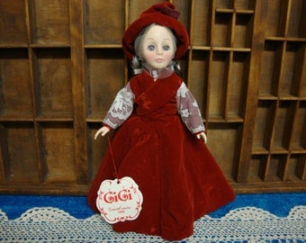 Effanbee GiGi Doll Grand Me're Doll