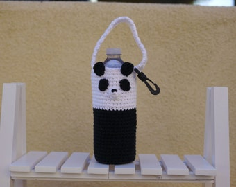 Panda Water Bottle Tote