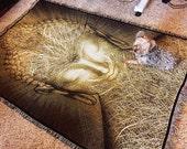 Buddha Blanket by Jalai Lama