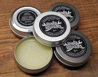 Organic Natural Leather Conditioner and Restoration, Preservative