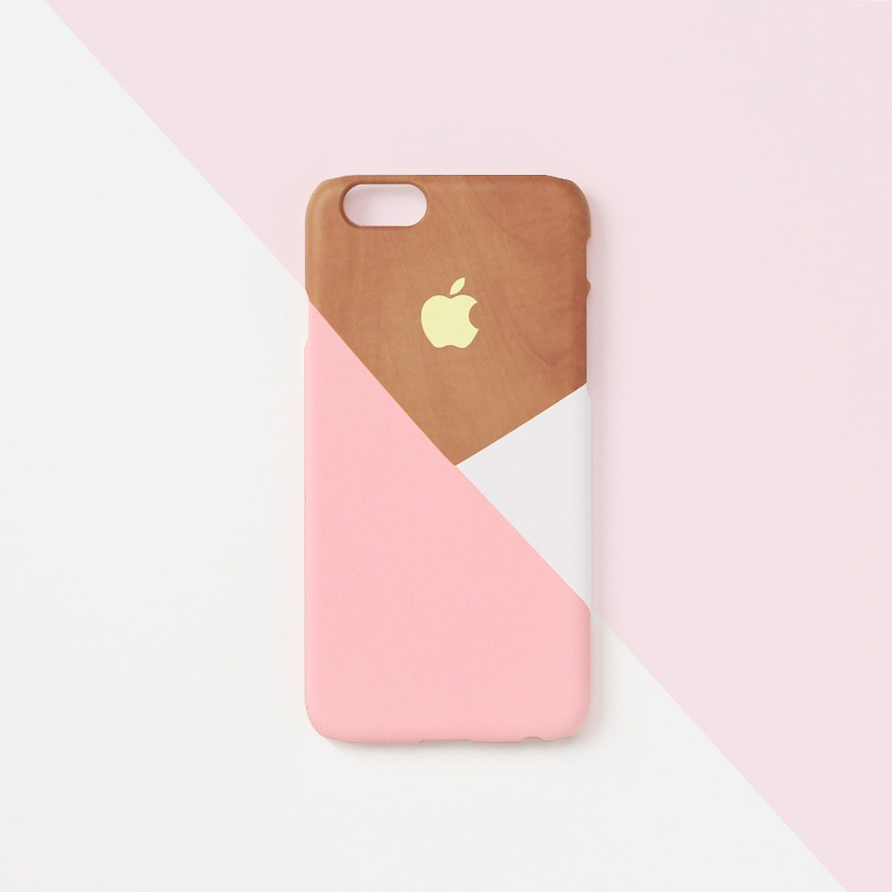 iphone 6s case pastel pink layered on wood pattern iphone. Black Bedroom Furniture Sets. Home Design Ideas