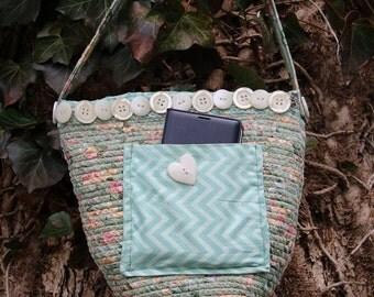Coiled purse