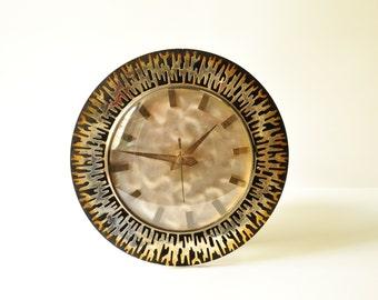 Vintage Junghans Quartz Wall Clock