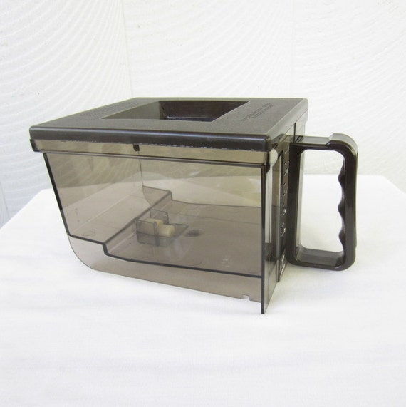 Electric Coffee Maker Parts : General Electric Spacemaker Coffee Maker by siblingsvintage