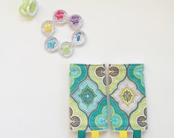 Chew Pads // Ergo Beco Tula Boba Lillebaby and MORE // Medallions