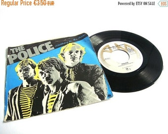 NOW ON SALE The Police Walking on the Moon 1979, Dutch press