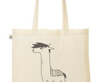 """Tote Bag """"Alpaca forever"""""""