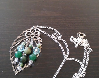 Greenwood Necklace