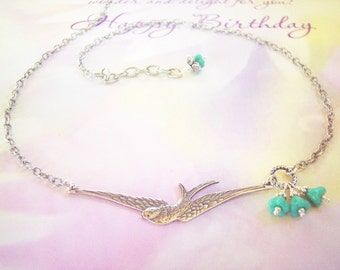 Soaring Bird Necklace Kit