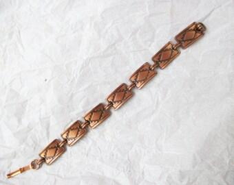 Navajo BRACELET Vintage Unworn Solid Copper