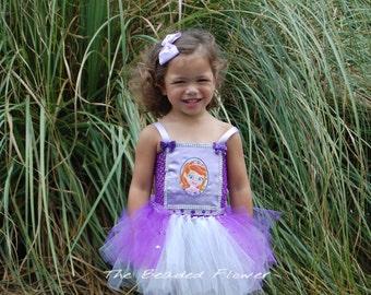 sale Sophia inspired tutu dress Ready To Ship 2T