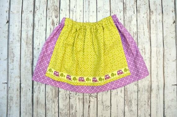 Trailer Apron Skirt 2/3