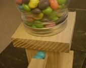 Gumball Machine, Candy Jar, Candy Dispenser, Easter Jelly Bean Dispenser, Candy Machine, Gumball Machine,