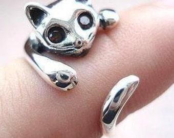 Cat ring